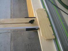DIY festool parallel clamps