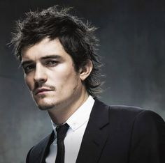 Orlando Bloom,Men's CELB style