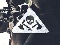 Jared Laham // Tactical Logo