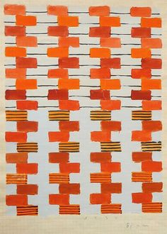 fabric design - bauhaus  #bauhaus fabric
