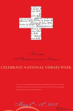 National Nurses Week Poster on Behance - Google Chrome_2013-05-27_07-32-39