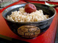 hatsuga-genmai-gohan