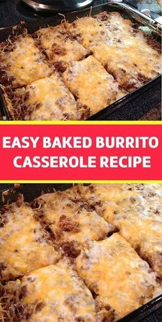 45 Mexican Casserole Recipes that are your ideal definition of comfort food - Hike n Dip - - Mexican Casserole recipes are the ideal definion of satisfying comfort food. From Taco Bake to Enchillada Bake here are best Mexican Casserole recipes Ideas. Burrito Casserole, Mexican Casserole, Casserole Recipes, Taco Bake, Enchilada Bake, Mexican Dishes, Mexican Food Recipes, Dinner Recipes, Most Delicious Recipe