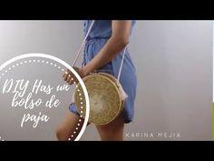 DIY has tu bolso redondo - YouTube