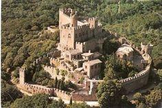 Ruta medieval por los castillos del Empordà. Castillo de Requesens (La Jonquera) #AltEmporda