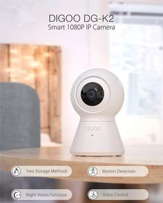 The Importance of a Reliable Home Security System Smart Home Security, Home Security Systems, Security Gadgets, 1080p, Alarm Systems For Home, Smart Home Technology, Smart Home Automation, Home Defense, Home Gadgets
