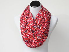 Hey, I found this really awesome Etsy listing at https://www.etsy.com/listing/173865988/infinity-scarf-ikat-circle-scarf-loop