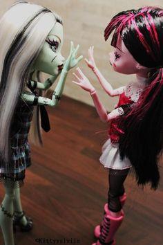 my FAVORITE Monster High girlz