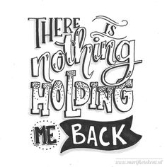 """273 Likes, 2 Comments - Marijke Vanhommerig (@marijketekent) on Instagram: """"Dag 26 #dutchlettering van maart 2018. . . . . . . . . . . #typography #calligraphy…"""""""