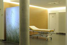 Strahlentherapie Bremen, Bettenwarte