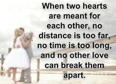"""""""no distance is too far""""...yet, distance is really hard!"""