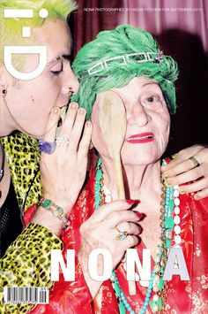 ADVANCED STYLE: In Celebration of Grandmothers and Grandsons