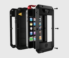 EXTREME PROTECTION COVER FOR IPHONE 5 WITH GORILLA GLASS £19.99