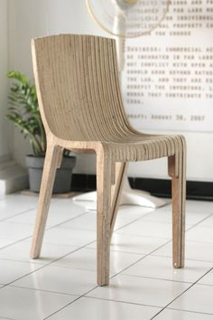 Layer Chair - DyvikDesign scaled
