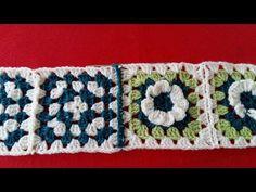 YouTube Crochet Granny, Crochet Doilies, Granny Square Tutorial, Assemblage, Crochet Basics, Diy Tutorial, Youtube, Hello Kitty, Make It Yourself