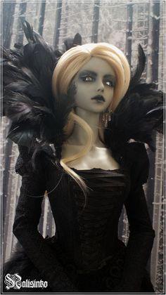 Black Queen by nalisinko.deviantart.com on @deviantART