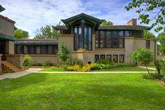 Dana-Thomas House, Springfield IL