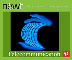Telecommunications Telecommunications NEWT™, the business services division of Fibernetics, provides high-value telecommunications saving businesses up to 80% on their current telecom costs. #BusinessFibernetics