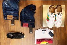 Dsquared2, Mens Fashion, Luxury, Man Fashion, Moda Masculina, Fashion For Men, Men's Fashion, Men Fashion, Male Fashion