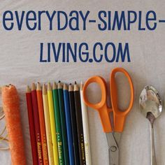 Everyday Simple Living