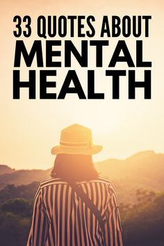 33 Powerful Mental Health Quotes to Keep You Grounded | Raising awareness about mental health struggles should be a priority, and this collection of quotes, sayings, and mantras is a great resource. Perfect for parents, for family, for students, for kids, for teachers and everyone in between, these short, simple, and inspiring quotes and affirmations about mental health will help calm your mind, reduce stress and anxiety, and allow you to feel calm and accepted when life gets hard. Mental Health Problems, Mental Health Quotes, Negative Person, When Life Gets Hard, Walking In The Rain, Stress And Anxiety, Understanding Yourself, Positive Thoughts, Affirmations