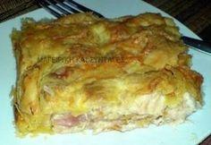 Για να ΔΕΙΤΕ περισσότερες συνταγές πατήστε ΕΔΩ ΜΑΓΕΙΡΙΚΗ ΚΑΙ ΣΥΝΤΑΓΕΣ ΥΛΙΚΑ 1 μέτριο κοτόπουλο 1 κουτί σφολιάτα 5 φέ...