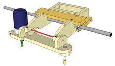 Building the router copier - http://woodgears.ca/copy_carver/build1.html