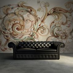 Wall mural R11151 Baroque
