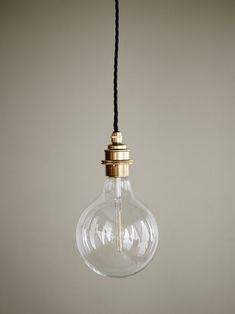 Atelier Lights Globe 125 LED Clear