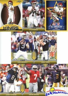 We will NOT list a lower value or mark orders as gifts. Football Cards, Baseball Cards, American, Sports, Gold, Hs Sports, Soccer Cards, Sport, Exercise