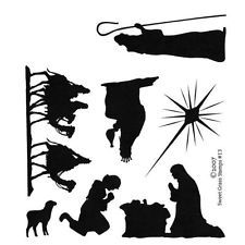 christmas home silhouette - Google Search