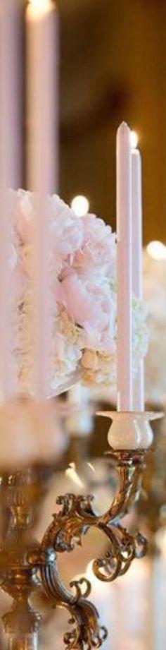 Romantic Candles, Pink Fashion, Wedding Day, White Gold, Pi Day Wedding, Marriage Anniversary, Wedding Anniversary