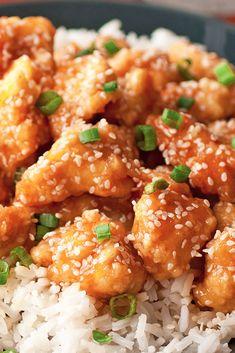 Better Than Takeout: Homemade Honey-Sesame Chicken
