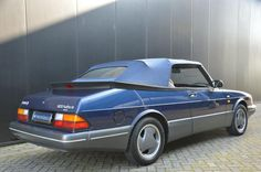 Saab 900 Turbo S Cabriolet | ^ https://de.pinterest.com/timcrocker/for-the-love-of-saab/