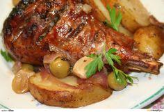 Pork, Meat, Foods, Kale Stir Fry, Food Food, Food Items, Pork Chops