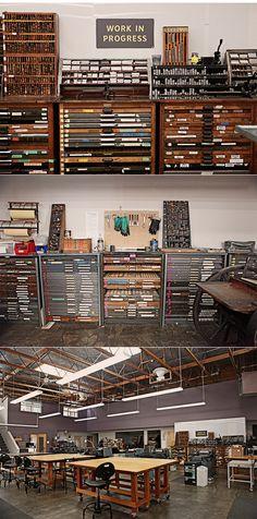 San Francisco Center for the Book ( http://uppercasemagazine.com/blog/2014/2/2/san-francisco-centre-for-the-book#.VMnmOdXF9hE )