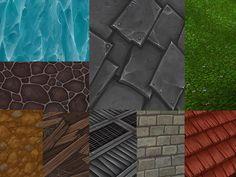 Textures - Jimmy Livefjord - Freelance 3d artist
