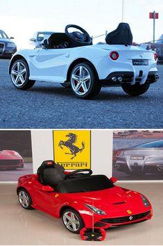 Make Your Kids Childhood Better With F12 Berlinetta Power Wheels. More Accessories For Ferrari Lovers Please Visit http://www.ebay.com/gds/5-Must-Have-Accessories-For-All-Ferrari-Lovers-/58ba88c6a5ab1d0836c2cdfe/g.html?roken2=ti.pTGVlIE1hbGNoZXI=