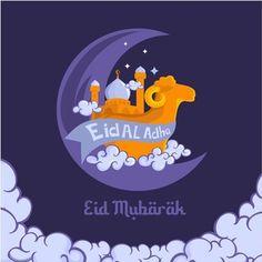 Eid Al Adha Wishes, Eid Al Adha Greetings, Happy Eid Al Adha, Eid Mubarak Greeting Cards, Happy Eid Mubarak, Eid Banner, Sale Banner, Islamic Celebrations, Iftar Party