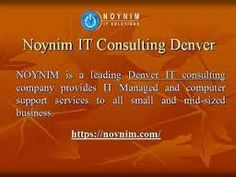 IT Consulting Services Denver