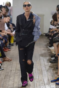 Facetasm Spring 2018 Menswear Collection Photos - Vogue