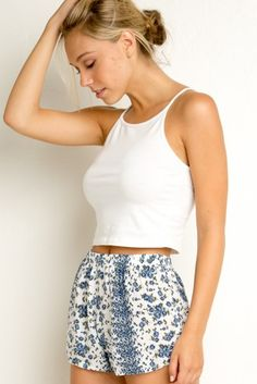 Brandy ♥ Melville | Remi Shorts - Bottoms - Clothing