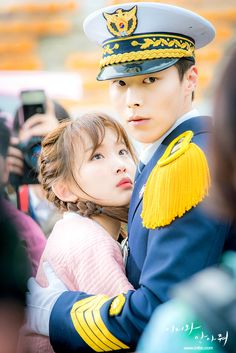 Korean drama (Kdrama) Come and Hug Me starring Jang Ki-yong and Jin Ki-joo. Korean Drama Stars, Korean Drama Quotes, Korean Drama Movies, Korean Star, Korean Celebrities, Korean Actors, Asian Actors, Back Hug, Chines Drama
