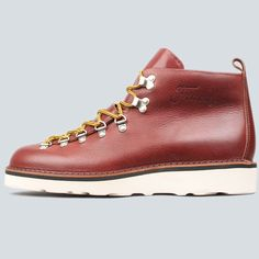 Fracap M120 Vibram Sole Scarponcino Boot - Arabian | Content Store London