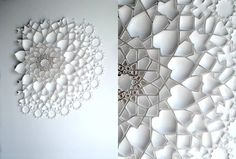 theantidote: The beautiful paper art of Matt... - Monster Eats Design