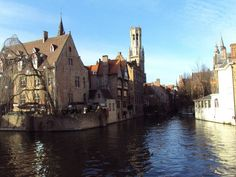 Brugge. I can't wait to go back one day <3
