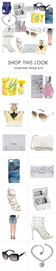 """""""GUESS"""" by vensku ❤ liked on Polyvore featuring GUESS"""