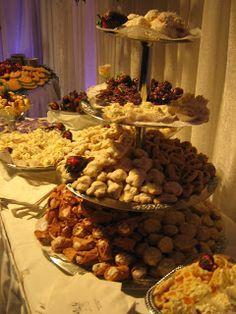 The Cookie Table: DIY Reception Ideas | Wedding hopes | Pinterest ...