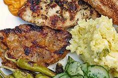 Bier-Senf-Marinade für Steaks, ein sehr leckeres Rezept aus der Kategorie Schwein. Bewertungen: 25. Durchschnitt: Ø 4,0.