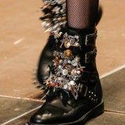 Parigi Fashion Week: SAINT LAURENT autunno inverno 2013 2014